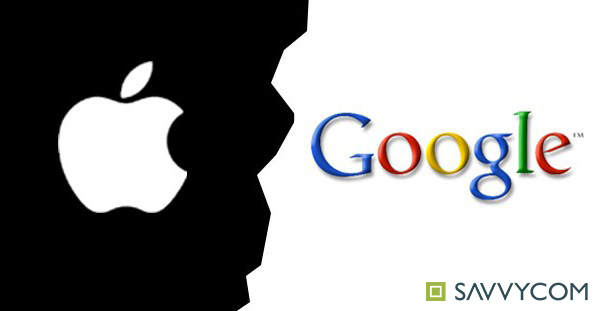 apple vs google in products