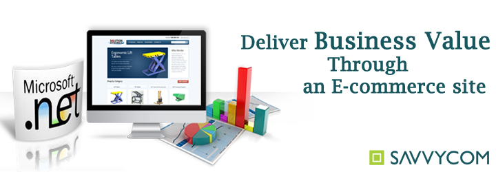 delivery business value by eCommerce site