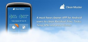 Top 10 Free Apps for Android in 2014 - Clean Master