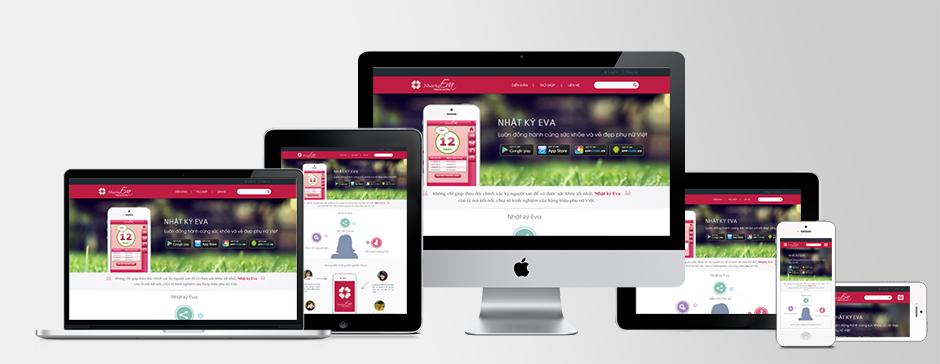 Responsive is a Web Design trend in 2014