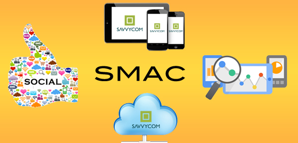 SMAC model: Accelerating your business transformation