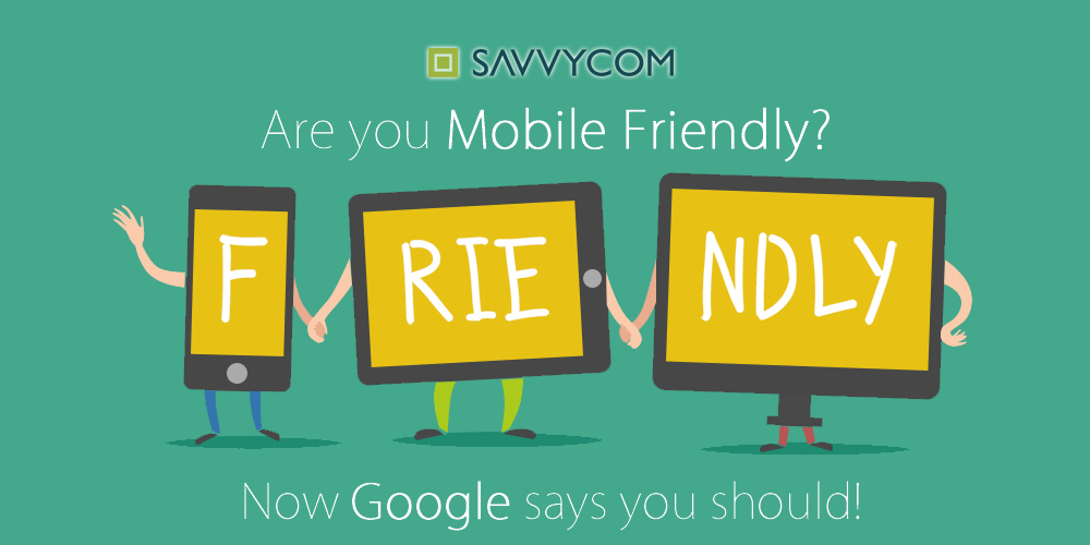 Google to Make 'Mobile-friendly' a Ranking Signal