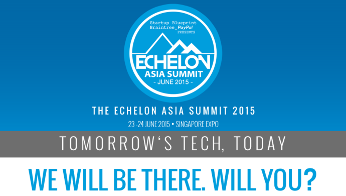 Echelon Asia Summit 2015
