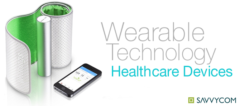 wearable technology on healthcare