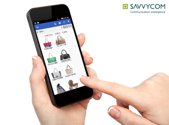 Mobile commerce - Future for retail