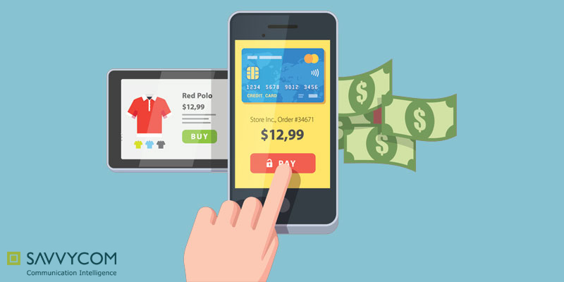 E-commerce changed the way people do shopping and now mobile commerce is morphing the retail environment again.