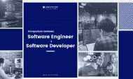 A Detailed Comparison between Software Engineer and Software Developer