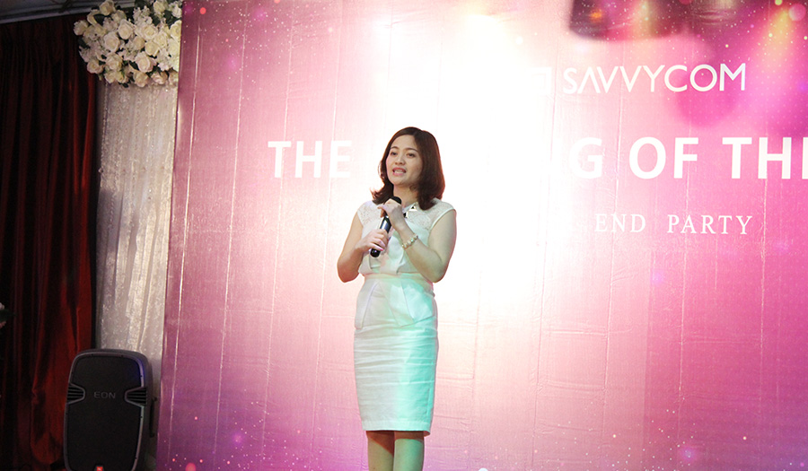 Savvycom CEO - Ms. Van Dang shared her thoughts on the development of Savvycom in 2015