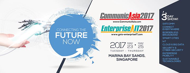 Savvycom Joined the Showcase at CommunicAsia 2017