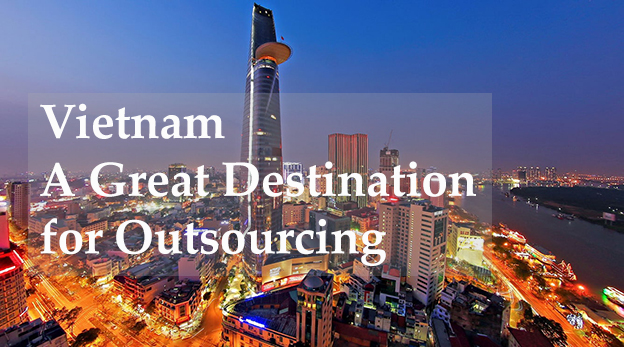 Vietnam – A Potential Destination for Outsourcing