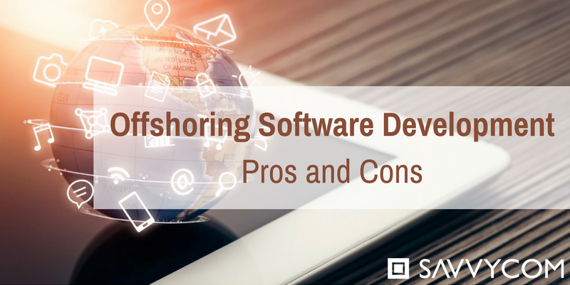 Offshoring Software Development Pros and Cons