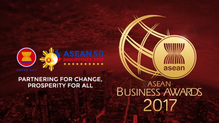 Congratulations! ASEAN Business Awards 2017: Savvycom CEO