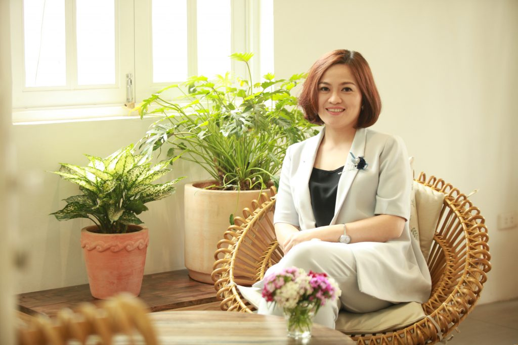 Ms. Van Dang, ASEAN Women Entrepreneur of the Year 2017