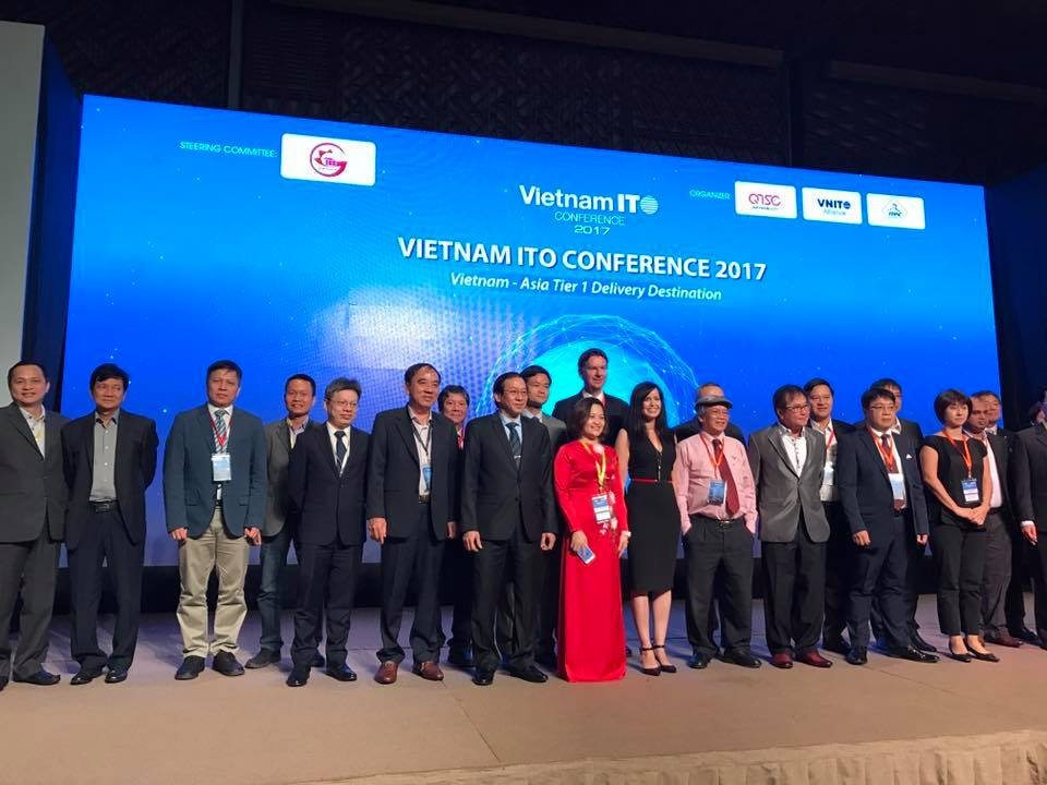Savvycom Joins The ICT Community At VNITO Conference 2017