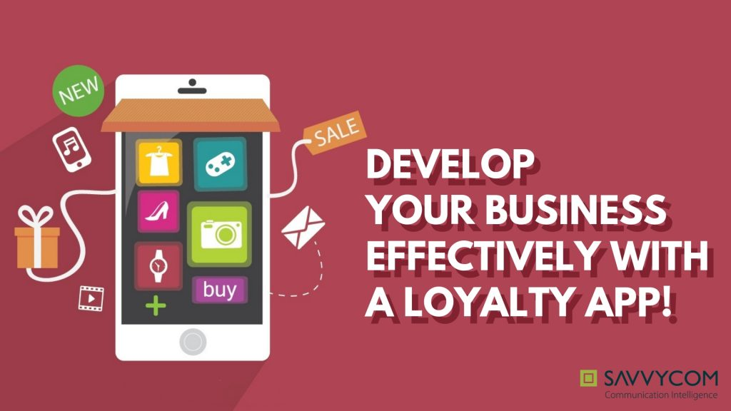 cover photo for loyalty app's impact on business