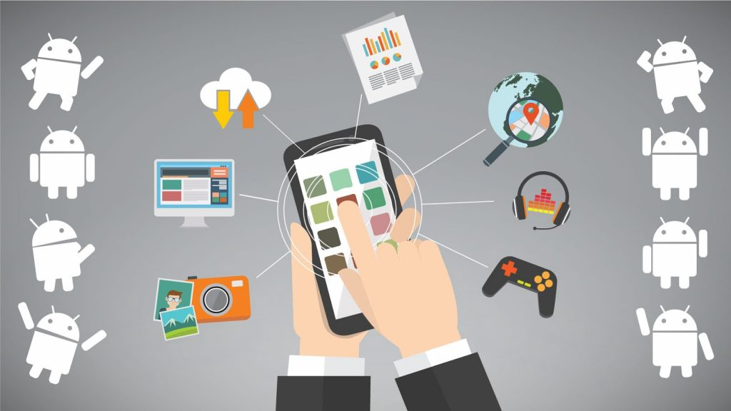Android app development competitiveness