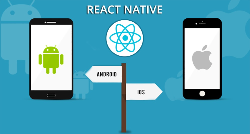 react native for ios and android platform