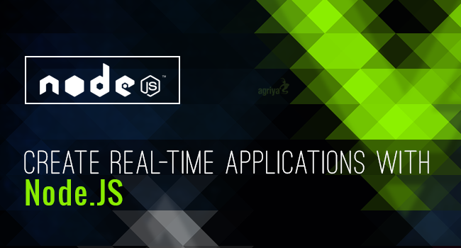 realtime application using nodejs