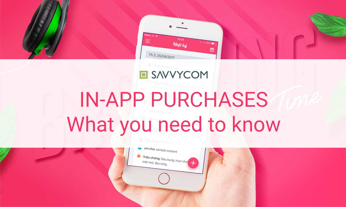 in-app purchase, what to know