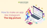 How to make an app like Instagram: The big picture (Part 1 of 2)