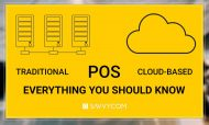 Traditional VS Cloud-based POS : Everything you should know