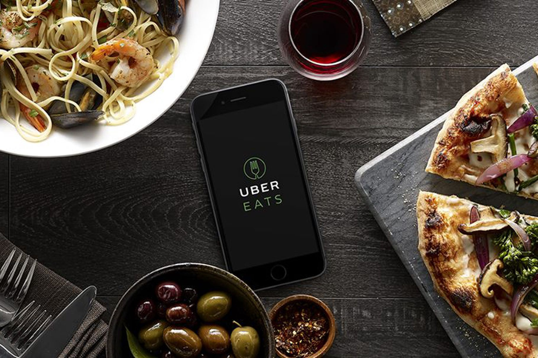 uber eats the mobile app enhancing the customer experience