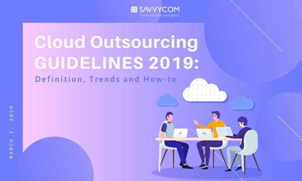 loud Outsourcing Guidelines 2019 by Savvycom