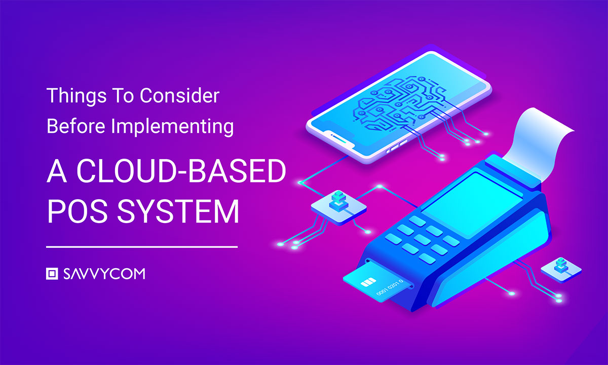implement cloud-based pos